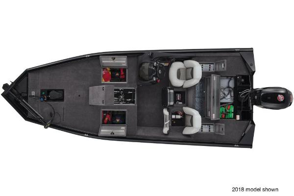 2019 Tracker Boats boat for sale, model of the boat is Pro Team 190 TX & Image # 6 of 8
