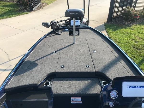 2022 Nitro boat for sale, model of the boat is Z20 Pro & Image # 8 of 13