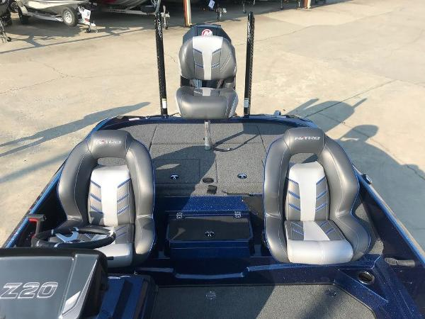 2022 Nitro boat for sale, model of the boat is Z20 Pro & Image # 13 of 13