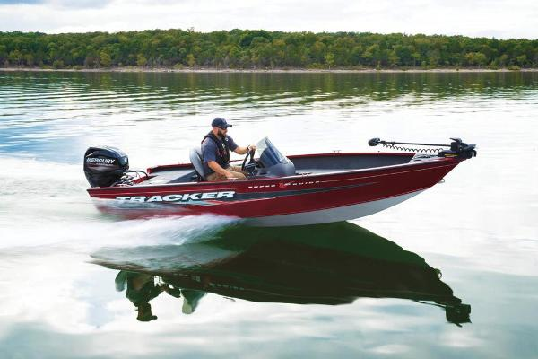 2019 Tracker Boats boat for sale, model of the boat is Super Guide V-16 SC & Image # 2 of 19