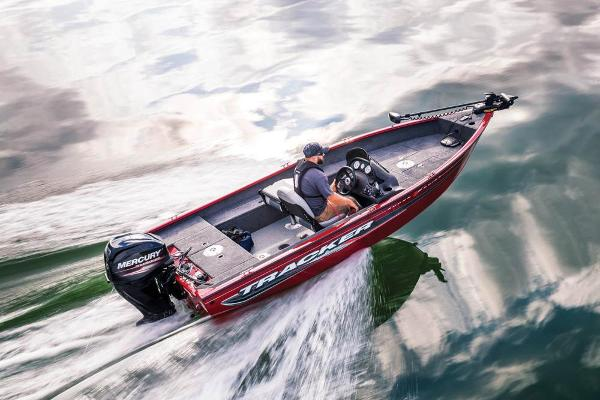 2019 Tracker Boats boat for sale, model of the boat is Super Guide V-16 SC & Image # 8 of 19
