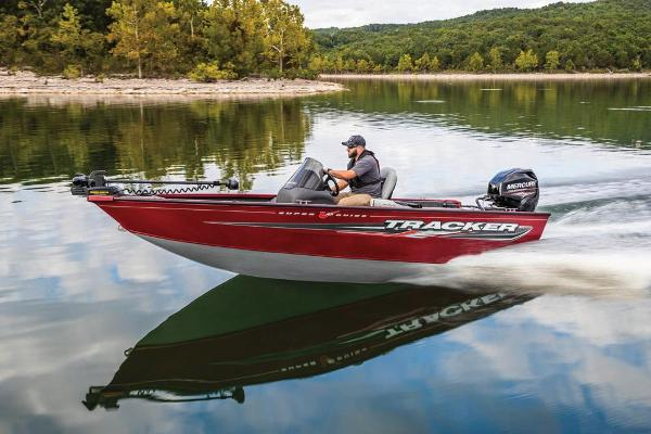 2019 Tracker Boats boat for sale, model of the boat is Super Guide V-16 SC & Image # 10 of 19