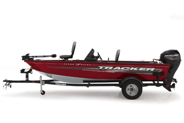 2019 Tracker Boats boat for sale, model of the boat is Super Guide V-16 SC & Image # 16 of 19