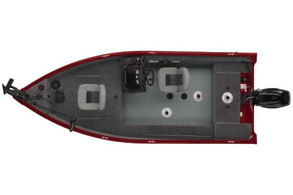 2019 Tracker Boats boat for sale, model of the boat is Super Guide V-16 SC & Image # 17 of 19
