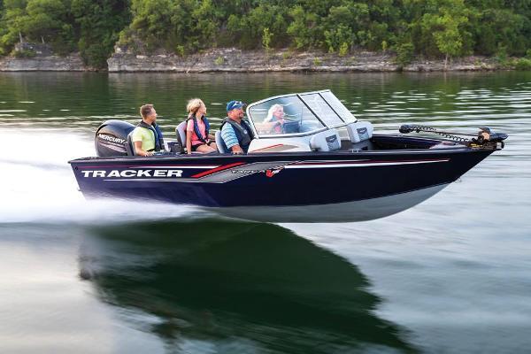 2019 Tracker Boats boat for sale, model of the boat is Targa V-18 Combo & Image # 2 of 22