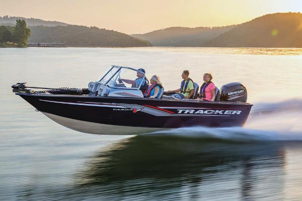 2019 Tracker Boats boat for sale, model of the boat is Targa V-18 Combo & Image # 4 of 22