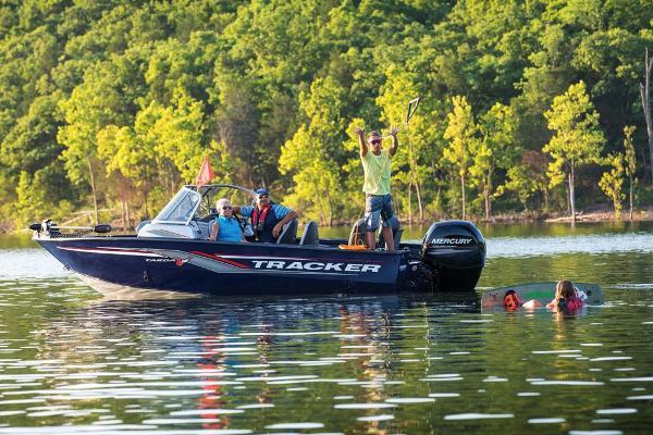 2019 Tracker Boats boat for sale, model of the boat is Targa V-18 Combo & Image # 5 of 22