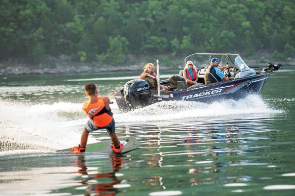 2019 Tracker Boats boat for sale, model of the boat is Targa V-18 Combo & Image # 10 of 22