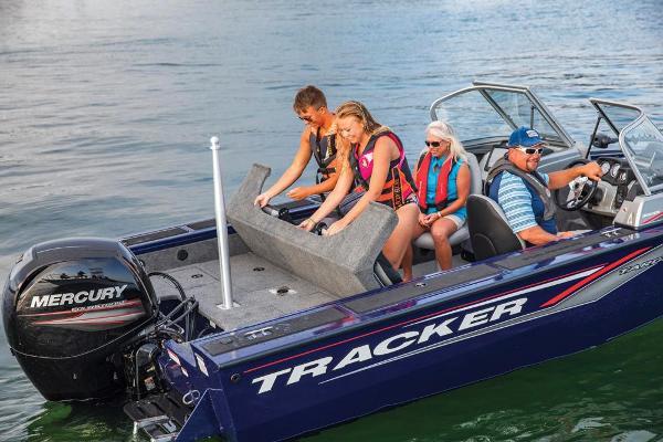 2019 Tracker Boats boat for sale, model of the boat is Targa V-18 Combo & Image # 15 of 22