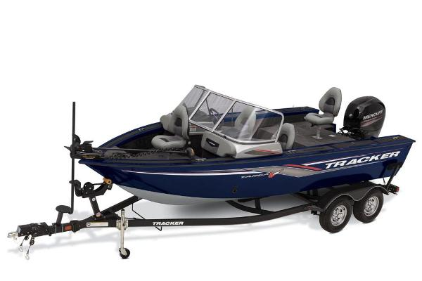 2019 Tracker Boats boat for sale, model of the boat is Targa V-18 Combo & Image # 18 of 22