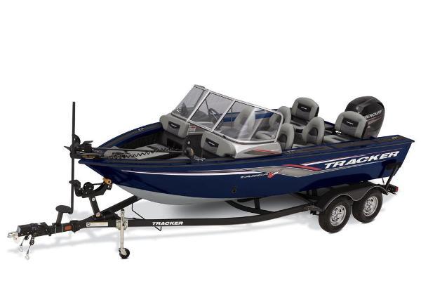 2019 Tracker Boats boat for sale, model of the boat is Targa V-18 Combo & Image # 1 of 22