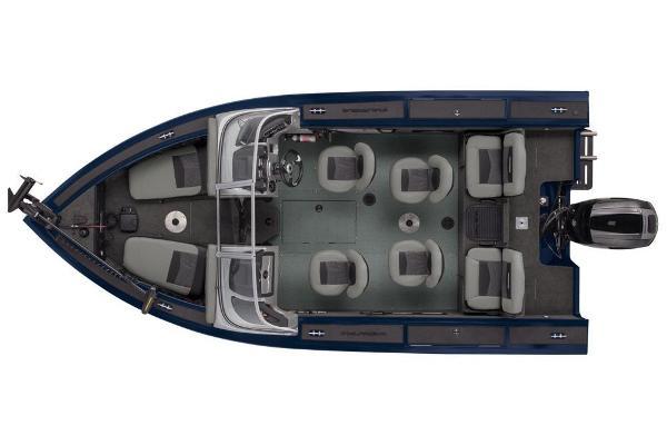 2019 Tracker Boats boat for sale, model of the boat is Targa V-18 Combo & Image # 19 of 22
