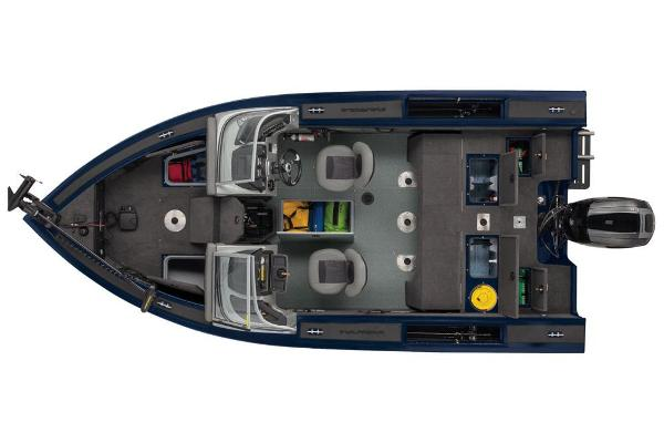 2019 Tracker Boats boat for sale, model of the boat is Targa V-18 Combo & Image # 21 of 22