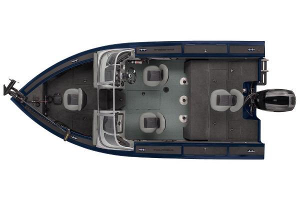 2019 Tracker Boats boat for sale, model of the boat is Targa V-18 Combo & Image # 20 of 22