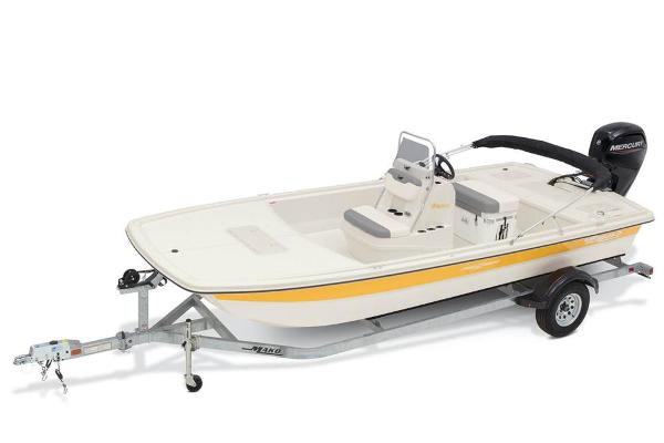 2021 Mako boat for sale, model of the boat is Pro Skiff 19 CC & Image # 1 of 54