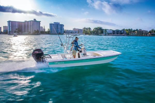 2021 Mako boat for sale, model of the boat is Pro Skiff 19 CC & Image # 4 of 54