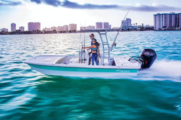 2021 Mako boat for sale, model of the boat is Pro Skiff 19 CC & Image # 8 of 54