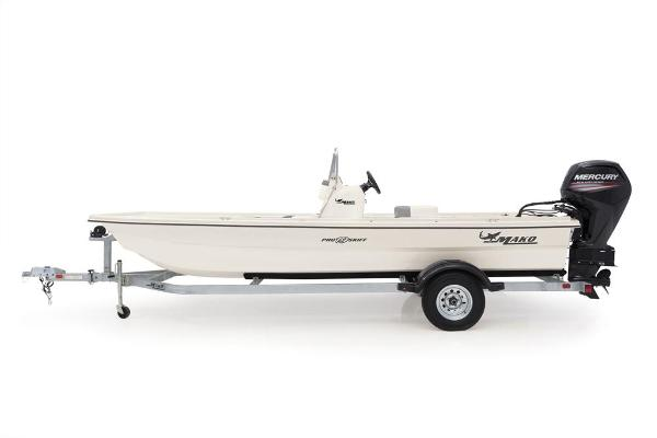 2021 Mako boat for sale, model of the boat is Pro Skiff 19 CC & Image # 11 of 54