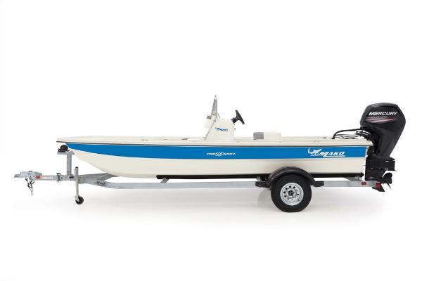 2021 Mako boat for sale, model of the boat is Pro Skiff 19 CC & Image # 13 of 54