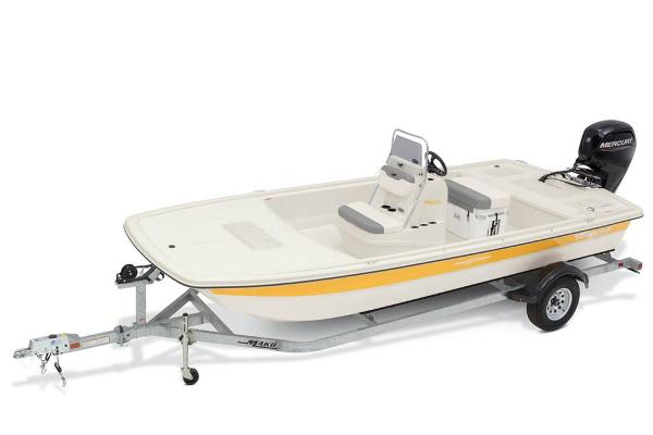 2021 Mako boat for sale, model of the boat is Pro Skiff 19 CC & Image # 16 of 54