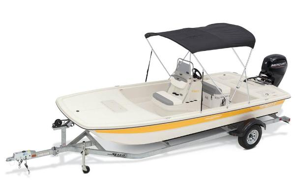 2021 Mako boat for sale, model of the boat is Pro Skiff 19 CC & Image # 18 of 54