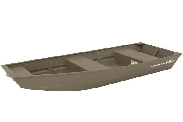 2019 Tracker Boats boat for sale, model of the boat is Topper 1236 Riveted Jon & Image # 1 of 8