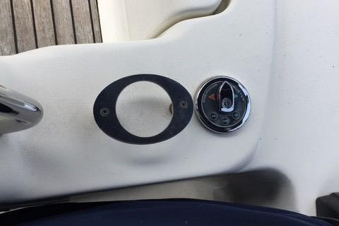 Bow thruster starboard helm