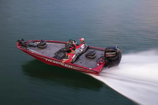 2019 Tracker Boats boat for sale, model of the boat is Pro Team 195 TXW Tournament Edition & Image # 8 of 22