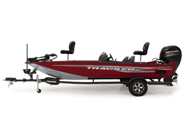 2019 Tracker Boats boat for sale, model of the boat is Pro Team 195 TXW Tournament Edition & Image # 19 of 22