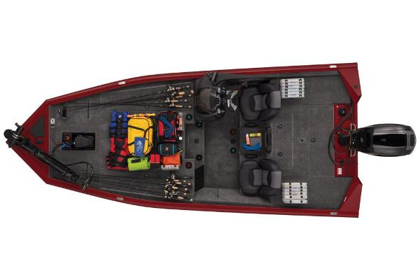 2019 Tracker Boats boat for sale, model of the boat is Pro Team 195 TXW Tournament Edition & Image # 22 of 22