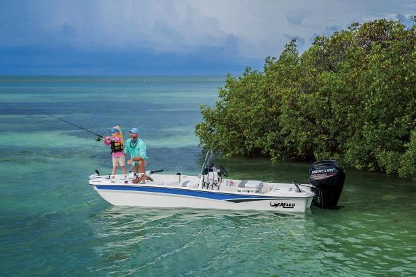 2019 Mako boat for sale, model of the boat is Pro Skiff 17 CC & Image # 4 of 52