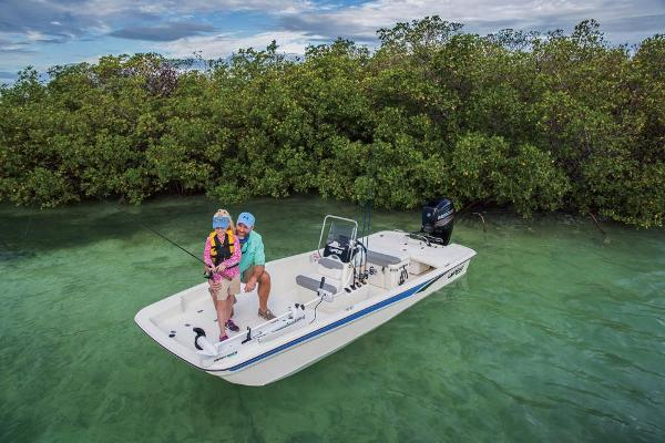 2019 Mako boat for sale, model of the boat is Pro Skiff 17 CC & Image # 7 of 52