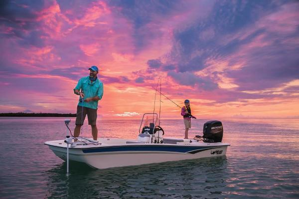 2019 Mako boat for sale, model of the boat is Pro Skiff 17 CC & Image # 8 of 52