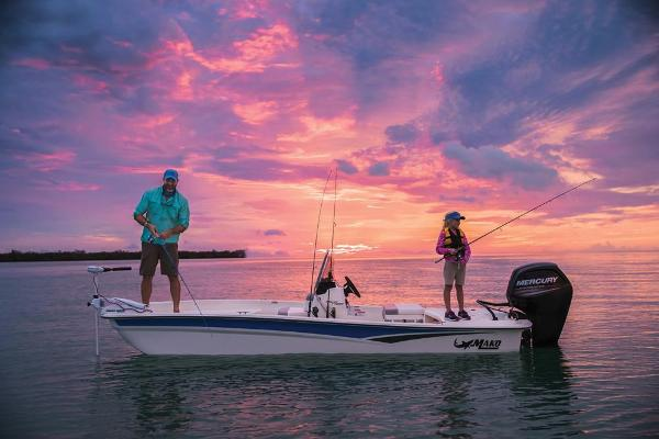 2019 Mako boat for sale, model of the boat is Pro Skiff 17 CC & Image # 3 of 52