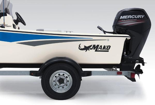 2019 Mako boat for sale, model of the boat is Pro Skiff 17 CC & Image # 9 of 52