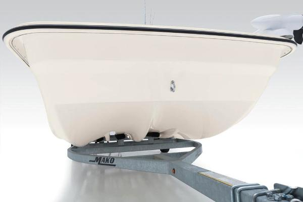 2019 Mako boat for sale, model of the boat is Pro Skiff 17 CC & Image # 17 of 52
