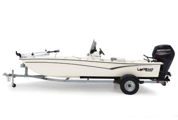 2019 Mako boat for sale, model of the boat is Pro Skiff 17 CC & Image # 30 of 52
