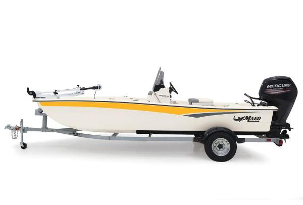 2019 Mako boat for sale, model of the boat is Pro Skiff 17 CC & Image # 33 of 52