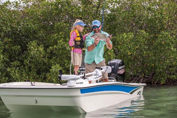 2019 Mako boat for sale, model of the boat is Pro Skiff 17 CC & Image # 35 of 52