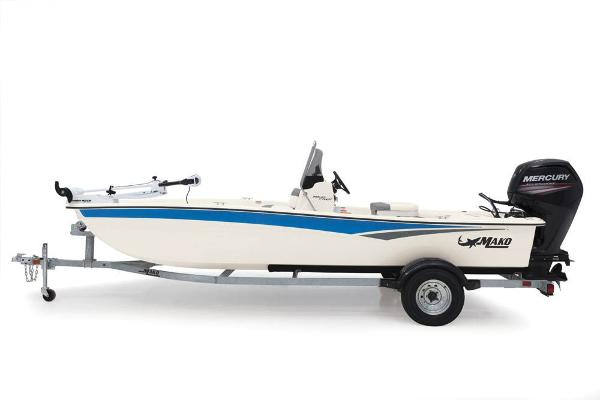 2019 Mako boat for sale, model of the boat is Pro Skiff 17 CC & Image # 39 of 52