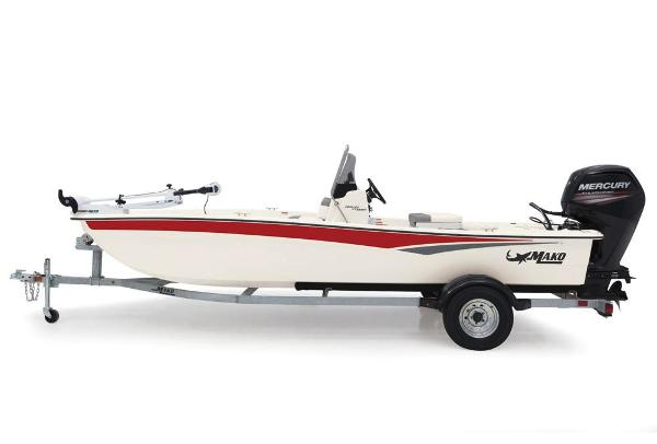 2019 Mako boat for sale, model of the boat is Pro Skiff 17 CC & Image # 40 of 52
