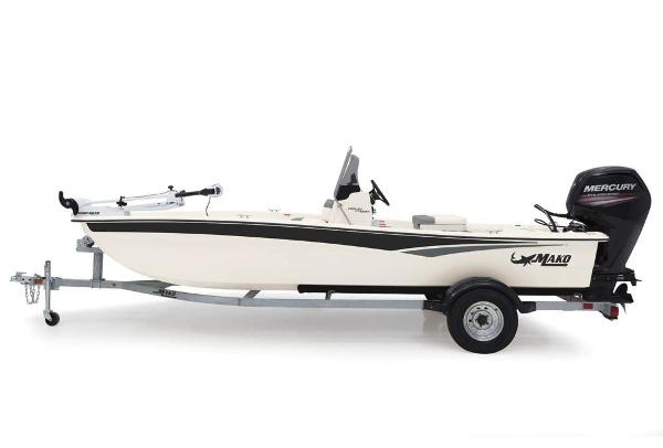 2019 Mako boat for sale, model of the boat is Pro Skiff 17 CC & Image # 41 of 52