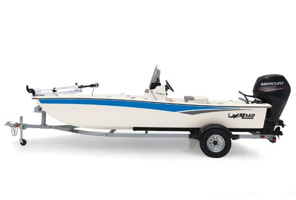 2019 Mako boat for sale, model of the boat is Pro Skiff 17 CC & Image # 44 of 52