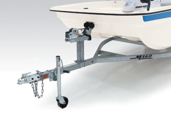2019 Mako boat for sale, model of the boat is Pro Skiff 17 CC & Image # 49 of 52