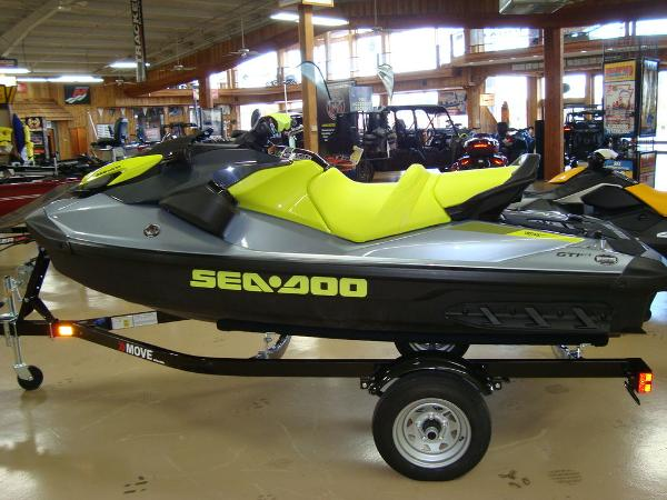 2021 Sea Doo PWC boat for sale, model of the boat is GTI SE 130 W/S & Image # 1 of 9