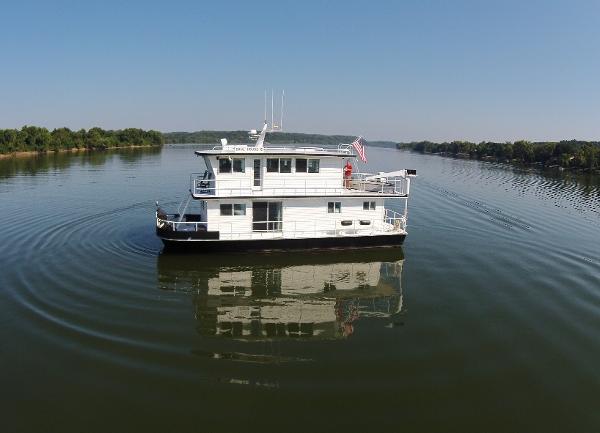 2008 Darling Boat Works RIVER CRUISER thumbnail