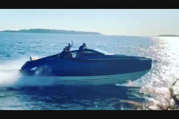 Fairline F Line 33 video