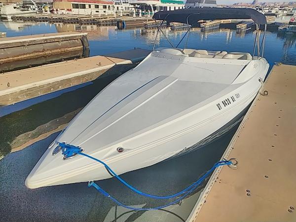 2008 BAJA OUTLAW 23 Mercury 383 Swim Platform