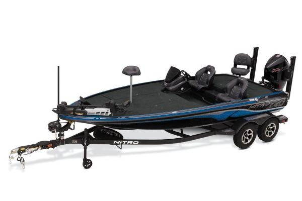 2020 Nitro boat for sale, model of the boat is Z20 Pro & Image # 24 of 26