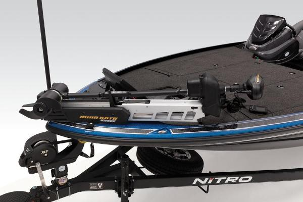 2020 Nitro boat for sale, model of the boat is Z20 Pro & Image # 11 of 26